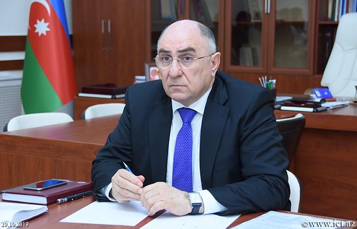AMEA İnformasiya Texnologiyaları İnstitutu, ict.az, Rasim Əliquliyev,E-dövlətin formalaşdırılması və effektli idarə olunması üçün mexanizmlər işlənilib