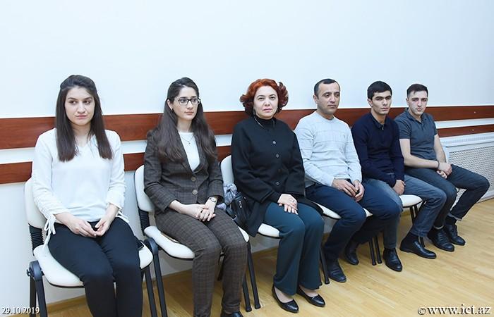 AMEA İnformasiya Texnologiyaları İnstitutu, ict.az, Anar Səmidov,Fraktal qrafika, eləcə də 3D çap texnologiyalarının tətbiq sahələri və inkişaf perspektivləri tədqiq olunub