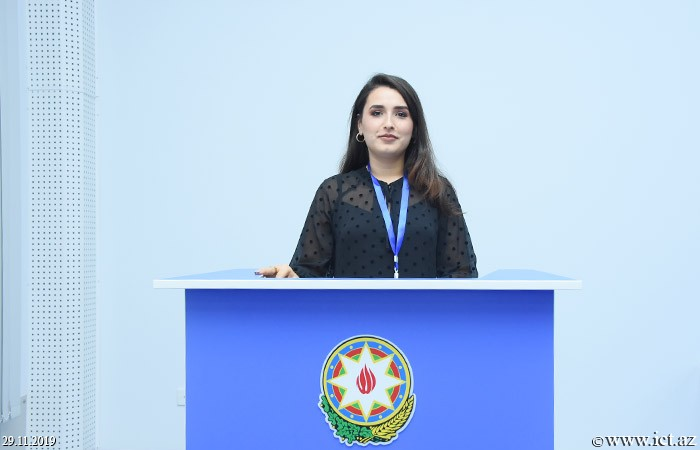 """AMEA İnformasiya Texnologiyaları İnstitutu, ikt.az, ict.az,The 5th Republican Conference on """"Actual multidisciplinary scientific-practical problems of information security"""" continues with sectional sessions"""