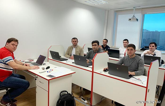 ict.az, ikt.az,İnstitutun əməkdaşları beynəlxalq səviyyəli təlimlərdə iştirak ediblər