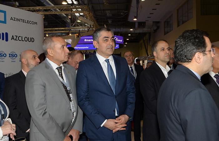ict.az,Bakıda Beynəlxalq Telekommunikasiya, İnnovasiya və Yüksək Texnologiyalar Sərgisi açılıb