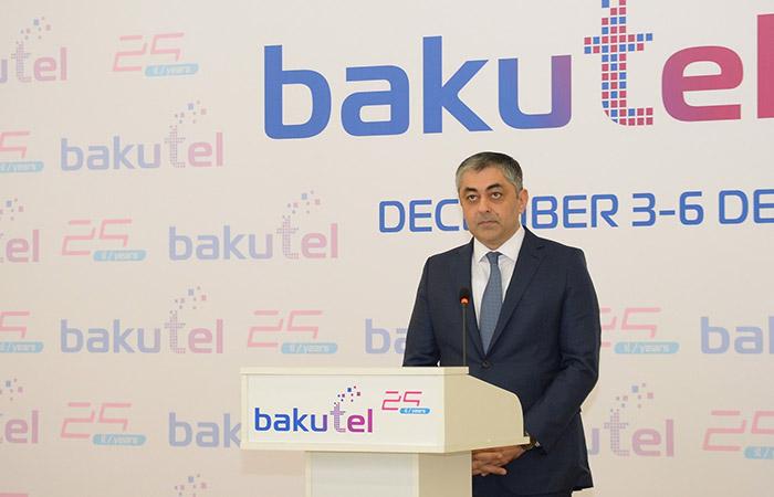 ict.az,Начала работу XXV Международная выставка «Телекоммуникации, инновации и высокие технологии» Bakutel 2019