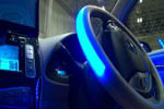 Nissan shows off driverless car technology at CEATEC 2013