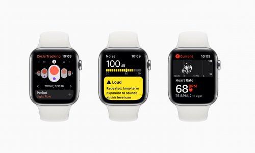 """Yeni """"Apple Watch"""" proqramı yüksək səsdə eşitmə qabiliyyətinin itirilməsinin qarşısını alacaq"""