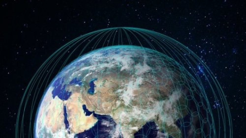 World's largest satellite constellation to provide global internet access