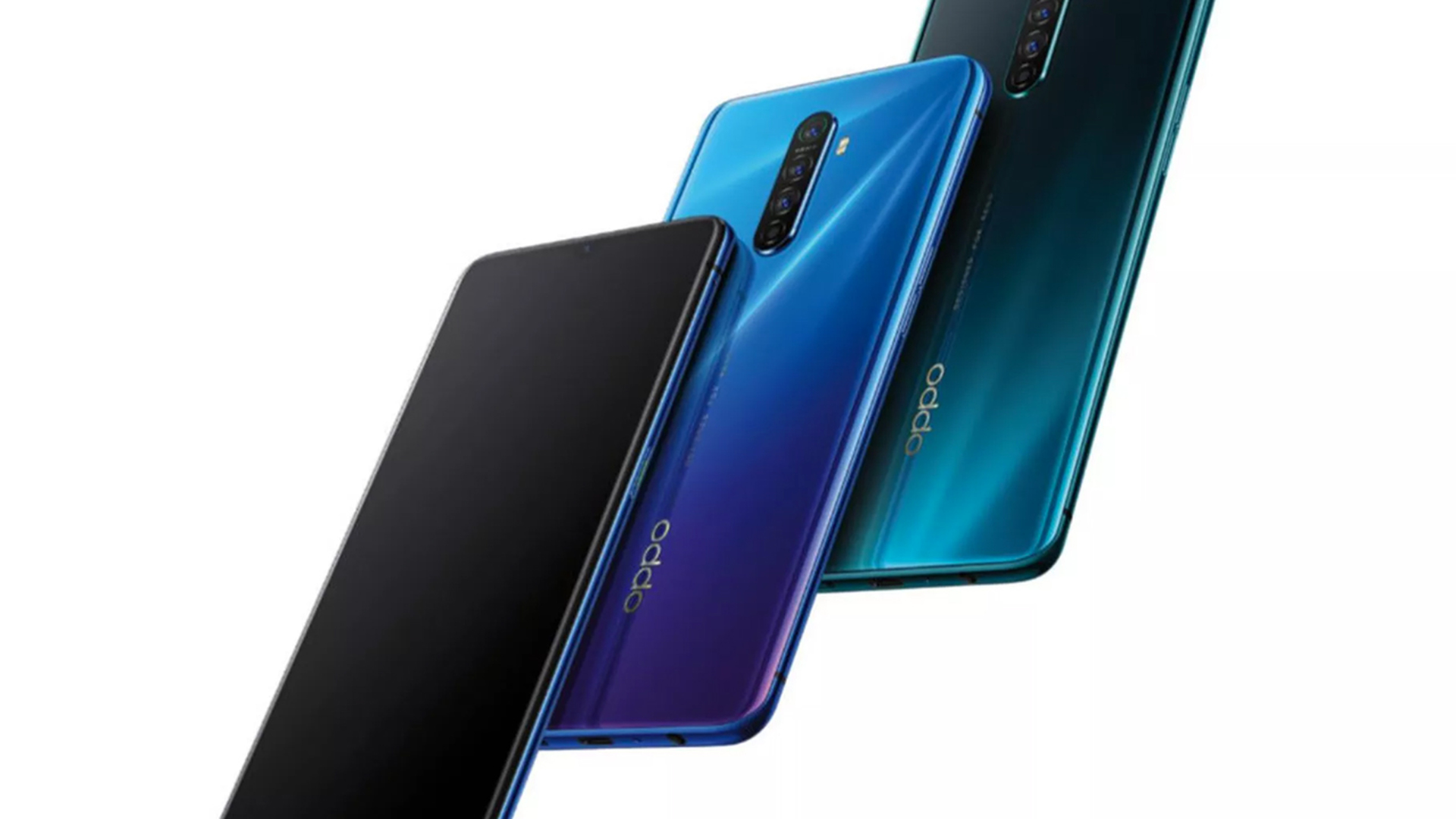 The new Oppo Reno Ace smartphone will fully charge in half an hour