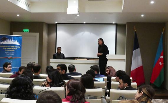Azerbaijani Scientists diaspora established in Paris
