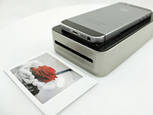 Just like Palaroid: a truly high quality mobile printer that worked with smartphones