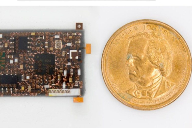 """Stretchable Electronics Approach Used to Create """"Smart Bandage"""""""