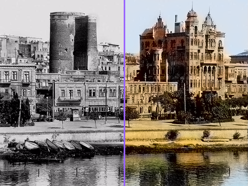 You can Easily Add Color to Your Black and White Photos