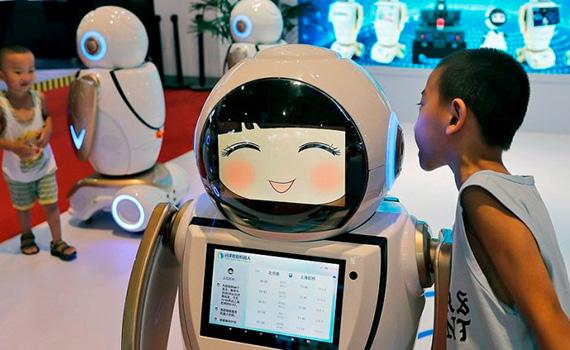 Çində Ümumdünya Robotlar Konfransı keçirilir
