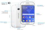 """""""Samsung"""" şirkəti """"Galaxy Ace Style"""" smartfonunu təqdim edib"""