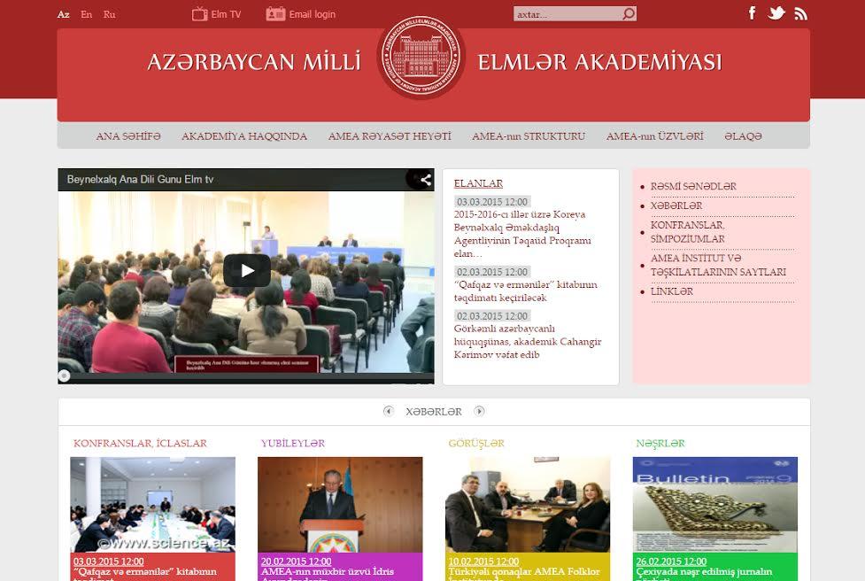 Azərbaycanın ilk veb-portalı 20 illik yubileyini qeyd edir