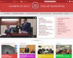 AMEA-nın www.science.gov.az rəsmi portalının yeni versiyası hazırlanır