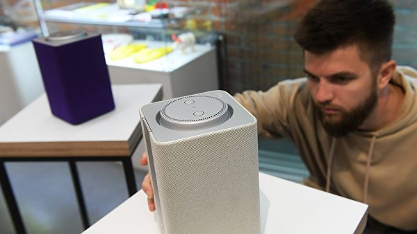 """""""Smart speakers"""" will be able to save a person from death"""