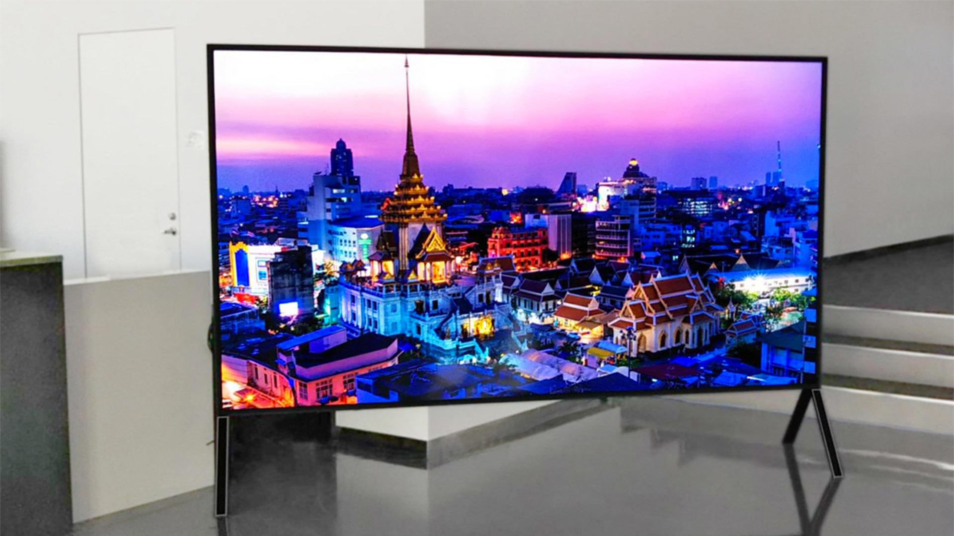 """""""Sharp"""" şirkəti ən böyük 8K televizor təqdim edəcək"""