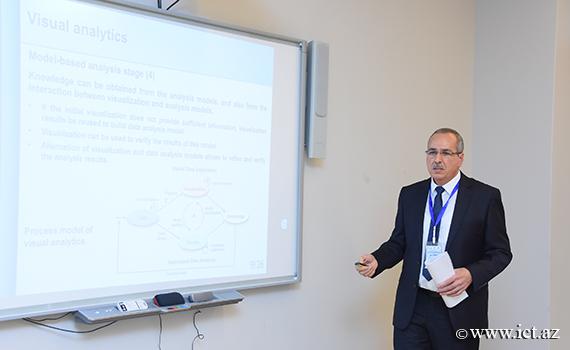 Был заслушан доклад о модели визуализации мониторинга компьютерной сети