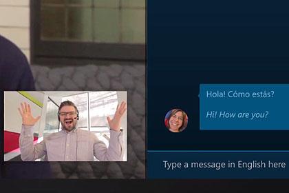 """""""Skype"""" səsli zənglərin sinxron tərcüməsini sınaqdan keçirir"""