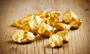 Israeli scientists created artificial gold