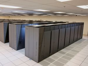 The world's top supercomputer announced