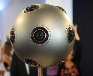 """""""Nokia"""" virtual reallıq kamerasını təqdim edib"""