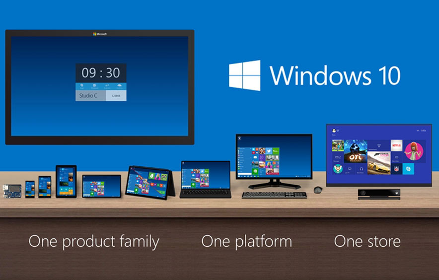 92 percent of the users love Windows 10