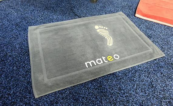 New CES mat developed to control user weight and posture