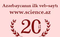 Azərbaycanın ilk veb-saytı – www.science.az 20 yaşını qeyd edəcək